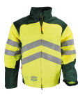 Solidur GLOW High Visibility Chainsaw Jacket